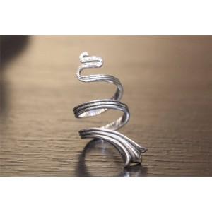 Chrome hearts CH克罗心戒指官网代购蛇形戒指R018