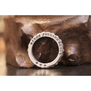 Chrome hearts CH克罗心专柜正品代购纯银齿轮戒指R016