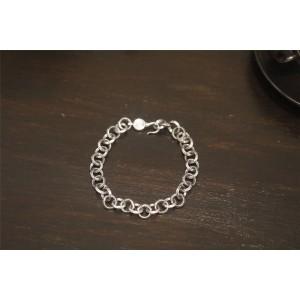 Chrome hearts CH正品克罗心哪里买最便宜单圆环手链H014